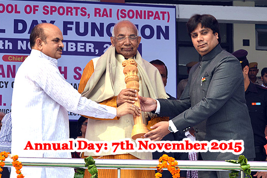 Annual Day: 7th November 2015