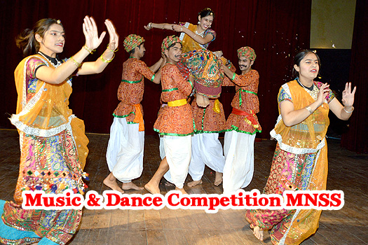 Music & Dance Competition MNSS